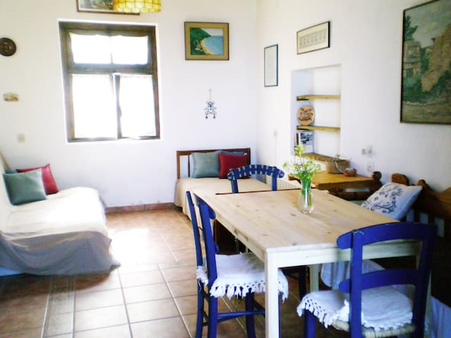 Cosy Guest House by the Beach - Chorefto - Huis