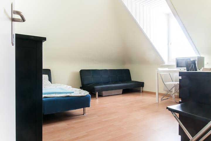 Attic room on top central location! - Saint Gallen - Appartement