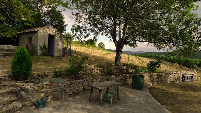 France south Ardèche near rivers - Mirabel  - Casa