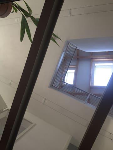 Ein Dachgeschoß als Basis - Griesheim