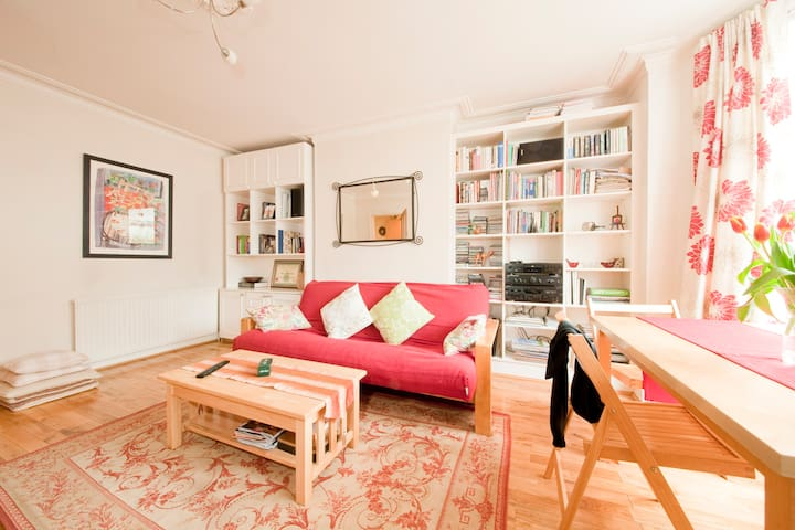 Charming apartment, Zone 2,sleeps 4 - Londra - Daire