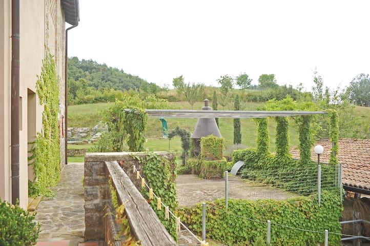 Il Melo_Agriturismo Campo del Pillo - Castelnovo Ne' Monti - Casa