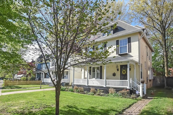 Sewickley Family House! Walk to town, 13 mi to PGH - Sewickley - Casa