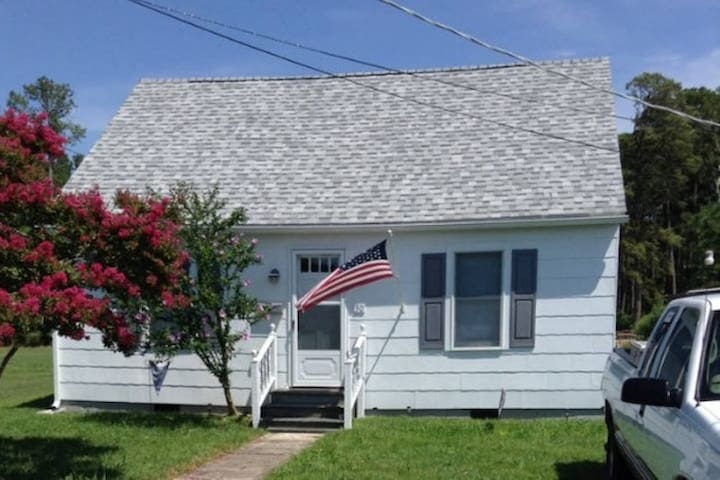 Cozy Home near Waterfront in Crisfield, MD - Crisfield - Дом