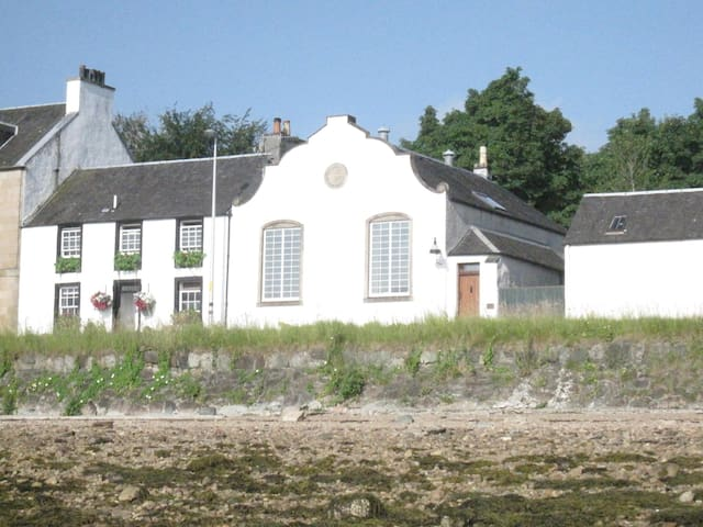 St Malieu Hall - style, comfort and stunning views - Inveraray - Casa