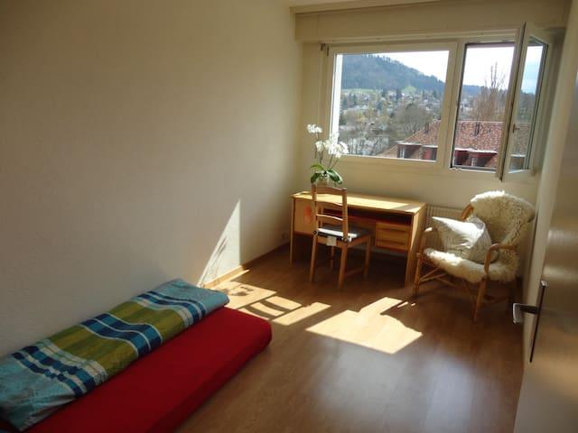 Cheap room near the center - Bern - Appartement