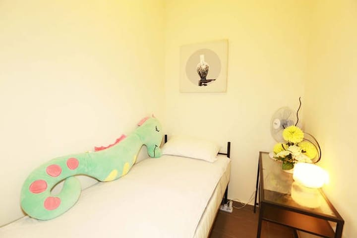 Sweet and Pte Maid Room near Dhoby Ghaut MRT 10265 - Singapur - Departamento