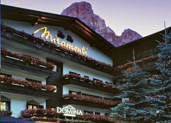 Suite bilocale in hotel Miramonti - Corvara In Badia - Appartamento