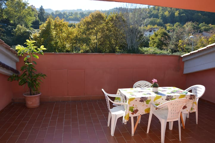 Marta appartament in Lucolena, Greve in Chianti - Lucolena - Appartement
