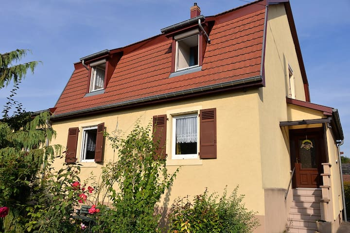 Gîte Amarylluss - Colmar