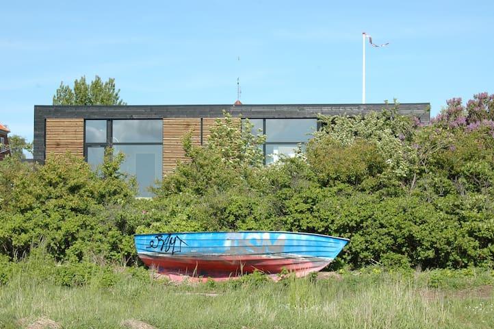 architect house - stunning seaview - Hundested - Ev