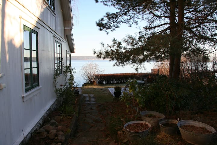 House by the fjord - near Oslo - Nærsnes - Hus