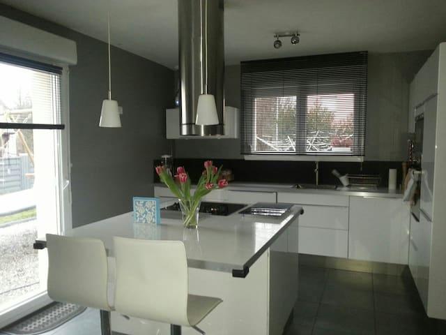 Modern and cozy house near basel - Hégenheim - Hus