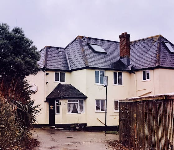 6 bed house Dartmoor Exeter Large Groups - Tedburn Saint Mary - Hus