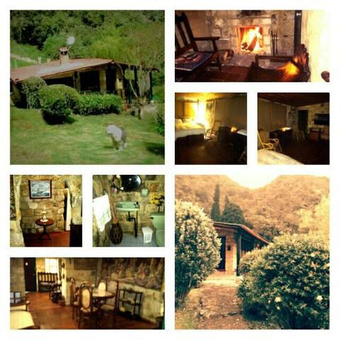 Casa en la montaña - Vereda Centro Alto Sopo cundinamarca - Huis