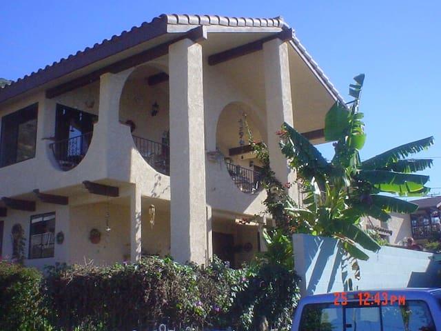 guest apartment in private home near beach - La Conchita - Huis