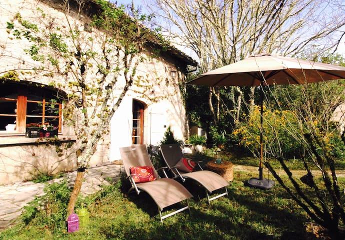 La Caloussade - Escamps - Huis