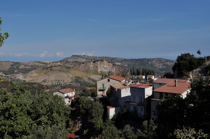 Villa with a view in the Hills - Pietrapaola - Vila