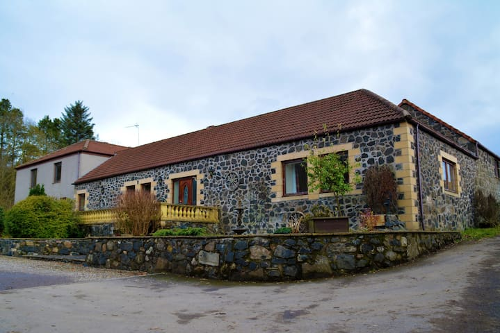 The Steadings B&B Double Room - Kingskettle