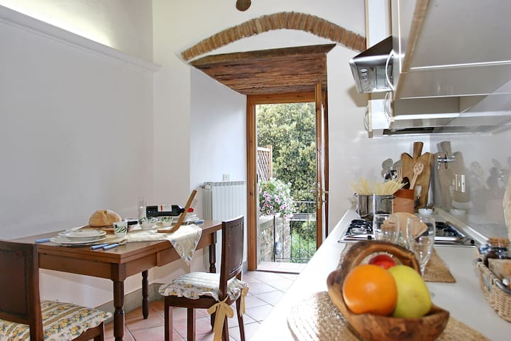 Apartment in the heart of Chianti - Barberino Val - Leilighet