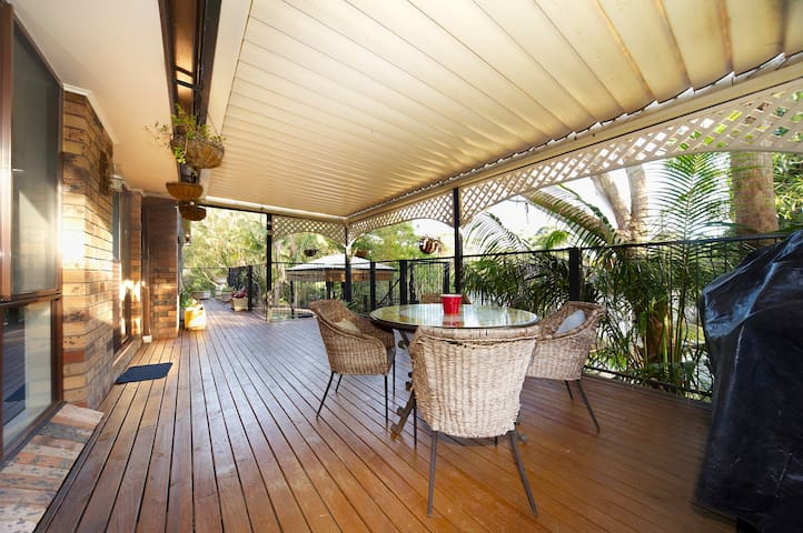 Double bed room in Hornsby Sydney--(Room 2) - Hornsby - Casa