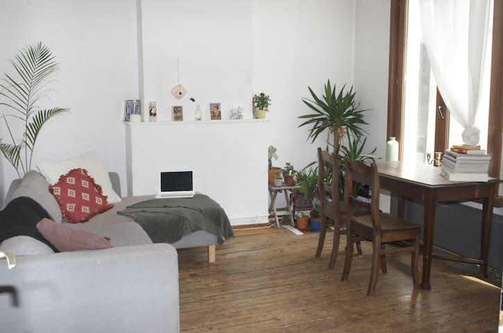 Cosy one bedroom apartment in the heart of Antwerp - Antwerpen