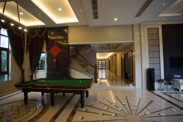 灵昆超豪华私人庄园有管家 - Wenzhou