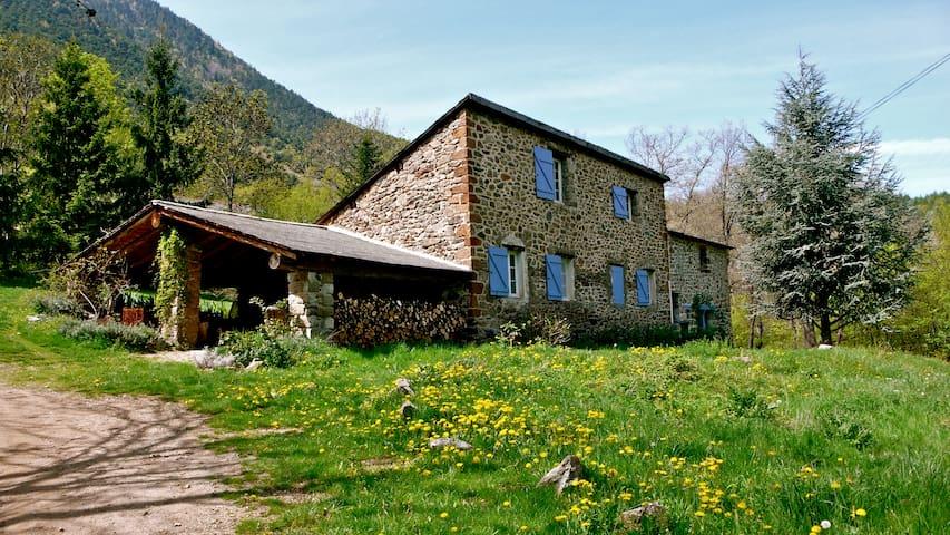 Traditional Catalan Farmhouse - Escaro - Casa
