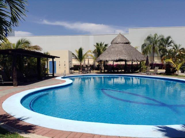 Beautiful beach house! - Mezcales - Dom