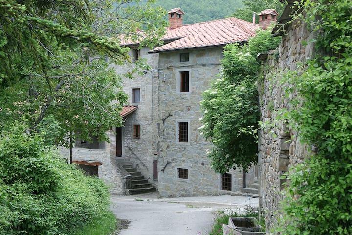 Delizioso rifugio in campagna. - Pieve Santo Stefano - Leilighet