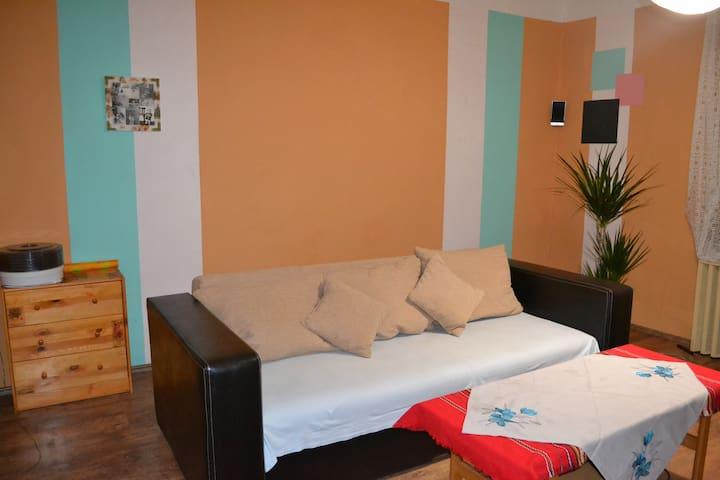 A room for rent in a village near Hollókő - Nagylóc