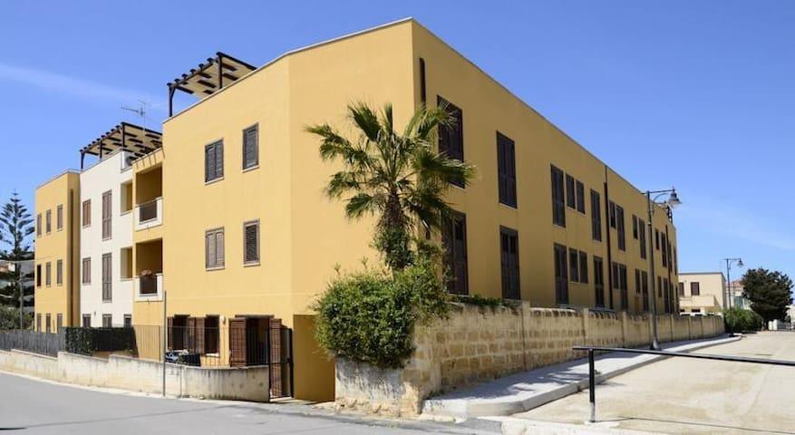 Appartamento a 500mt dal mare a Selinunte - Marinella - Lägenhet
