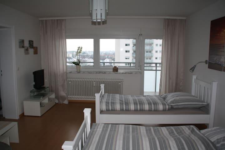 Pendlerwohnung ab 1. April frei - Rastatt - Appartement