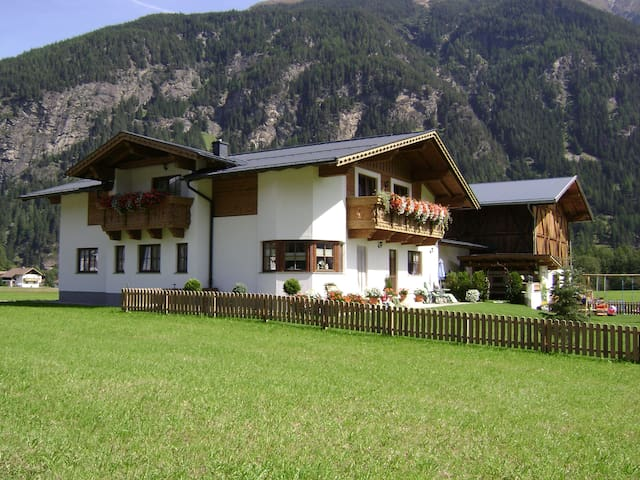 Appartement, 6 pers. Oetztal, Tirol - Oberried - Appartement