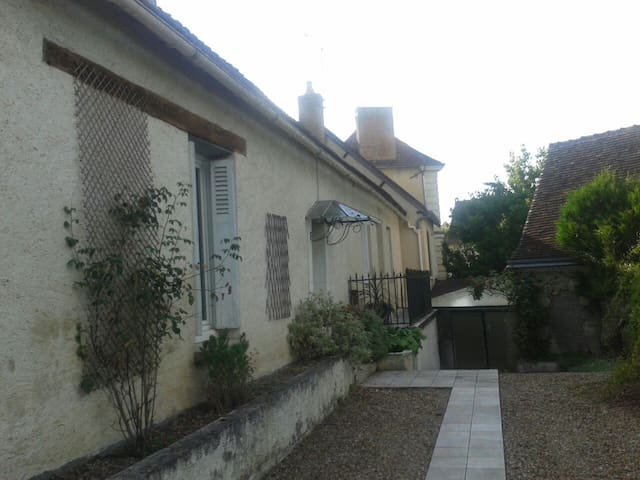 Maison 1900 dans village historique - Villedieu-le-Château - 獨棟