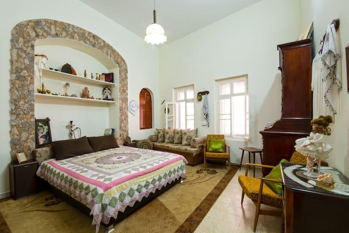 Nostalgia (Haneen) Bed & Breakfast - Nasaret - Bed & Breakfast