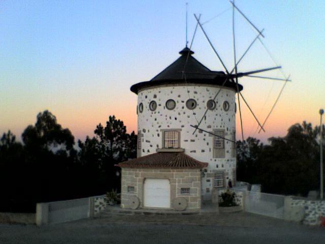 Unique Windmill House - Póvoa de Varzim  - Villa