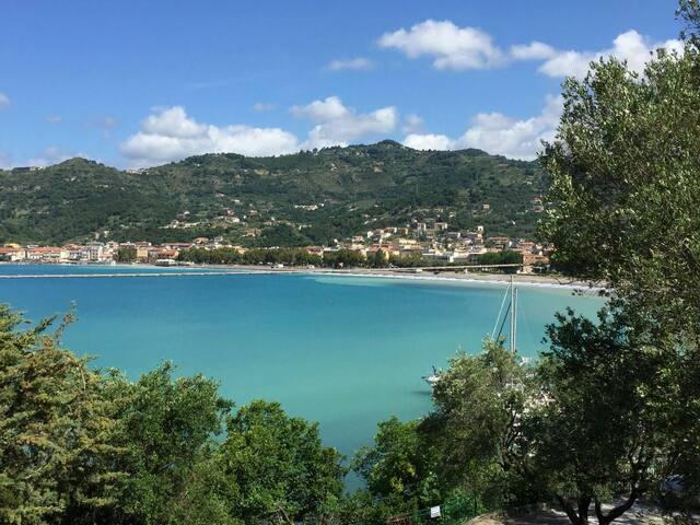Vacanza tra mare e monti -Villa San Giorgio - Sapri