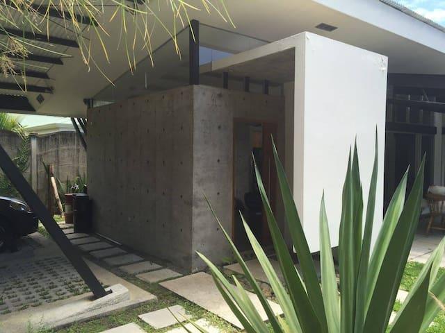 El Alba, casa de Arquitectos. - Guápiles - Rumah