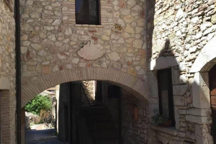 la torre sul lago - Collebianco - Casa