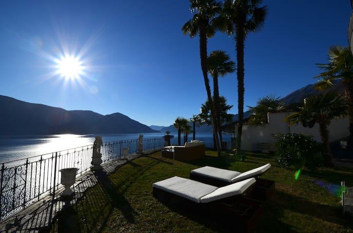 Casa Vista Radiosa Ascona - Lago Maggiore - Аскона - Квартира