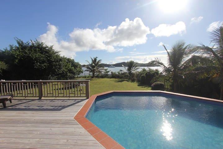 Beachfront Villa With Stunning Views - AG - Villa