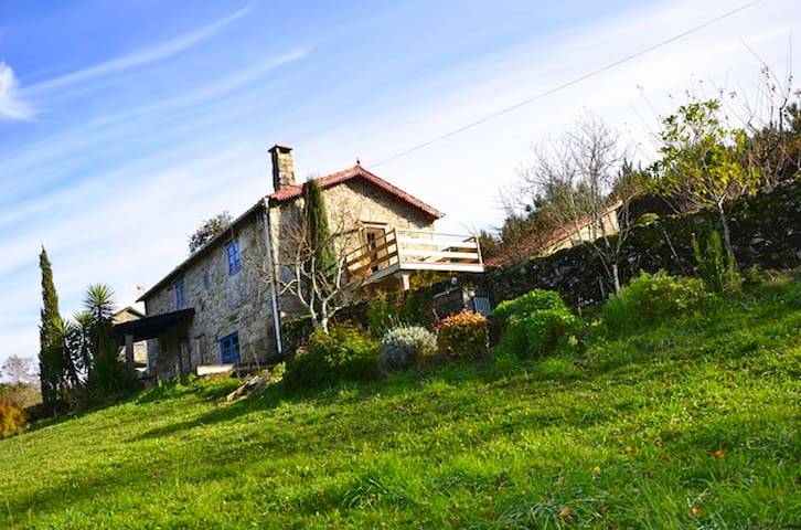 Lovely cottage in Northern Spain - Campo Lamerio/Pontevedra PC - Maison