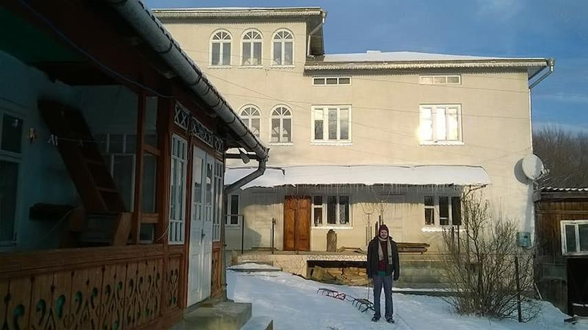 Uglück Haus - Kosmach - Huis