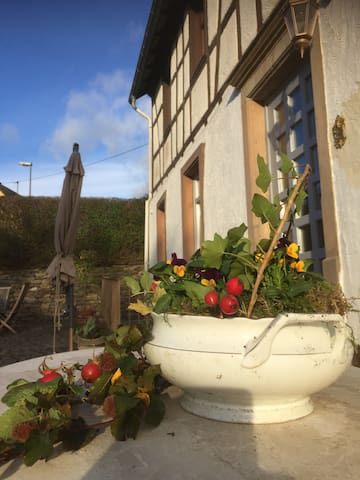 Wohnen mit historischem Charme - Abentheuer - Apartment