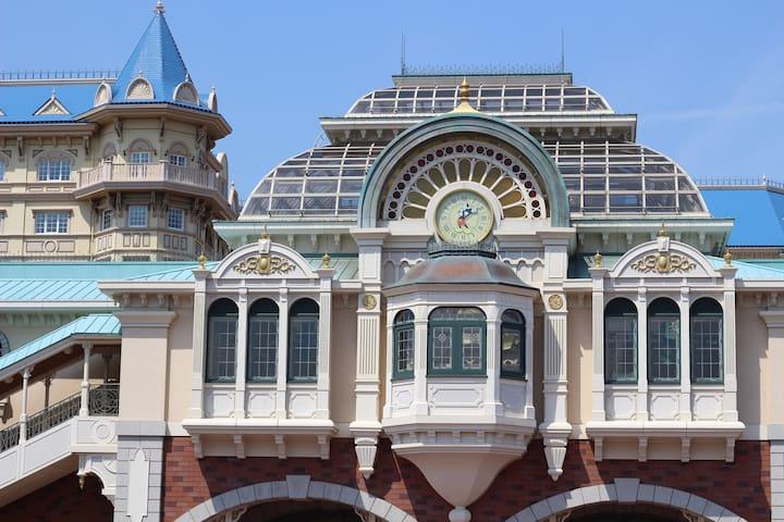 New!! near Tokyo Disneyland 5min by bus - Urayasu-shi - Huoneisto