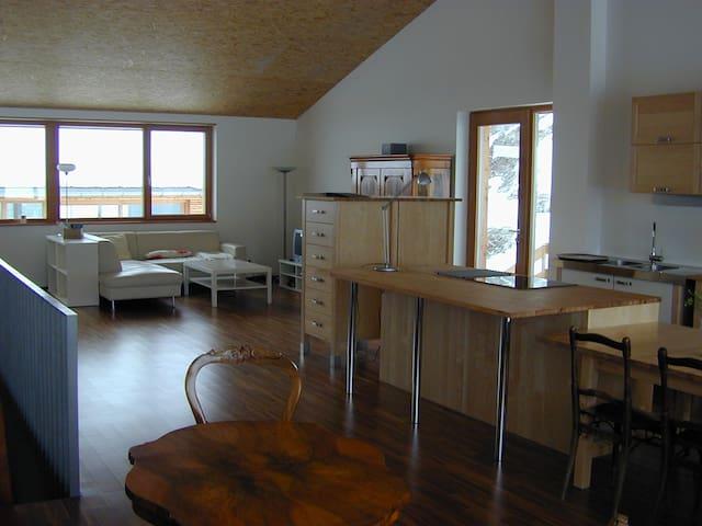 Ferienwohnung Haus Hecht - Bolgenach - Apartemen