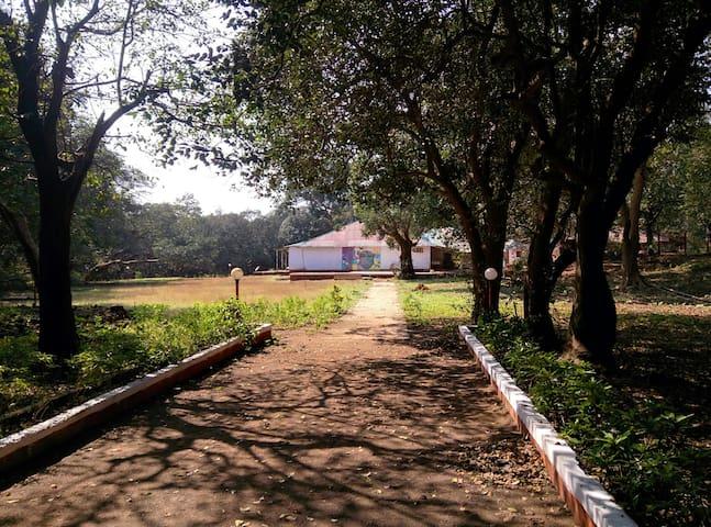 Hermitage Villa Matheran - Matheran - Villa