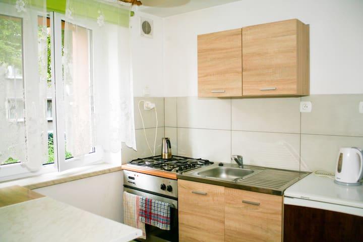 "Apartament Studio ""Mehoffera 1"" - Zabrze - Daire"
