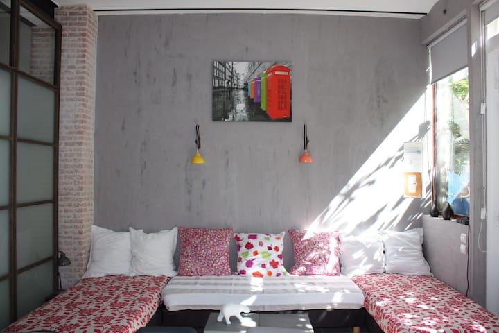 L'Atelier K. - Le Cube - Blois - Loft